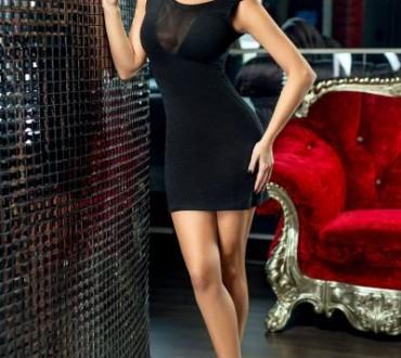 Modele de rochii negre sexy online