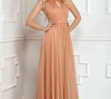 Modele rochii botez lungi