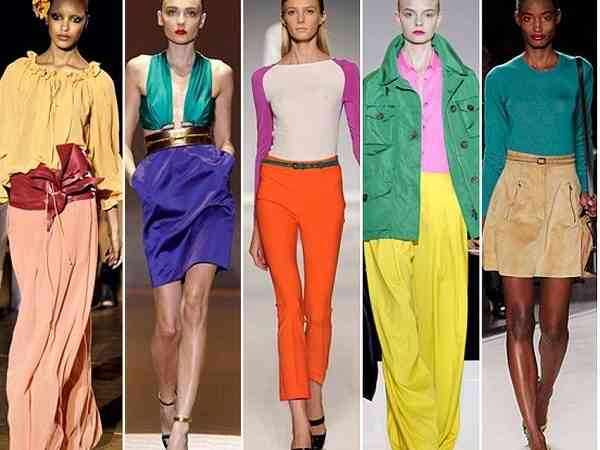 Cum creăm un stil colour- blocking