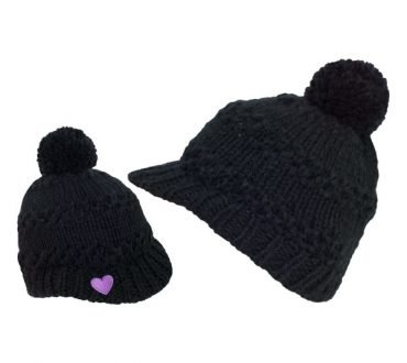 Modele de caciuli tricotate