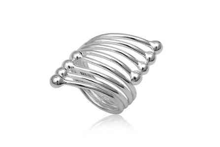 Inele de argint la moda