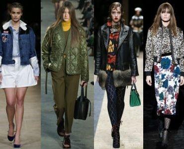 Jachete la moda in noul sezon de toamna-iarna 2017-2018