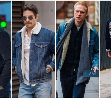 Ghid pentru barbati: jacheta din denim la moda