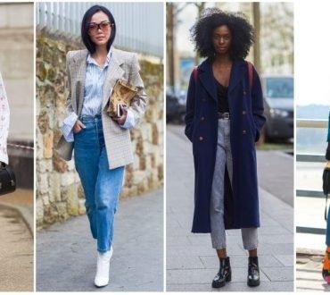 Botine la moda in toamna-iarna 2017-2018