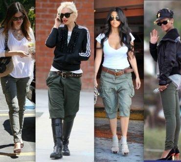 Ghid de stil: cum purtam pantalonii cargo