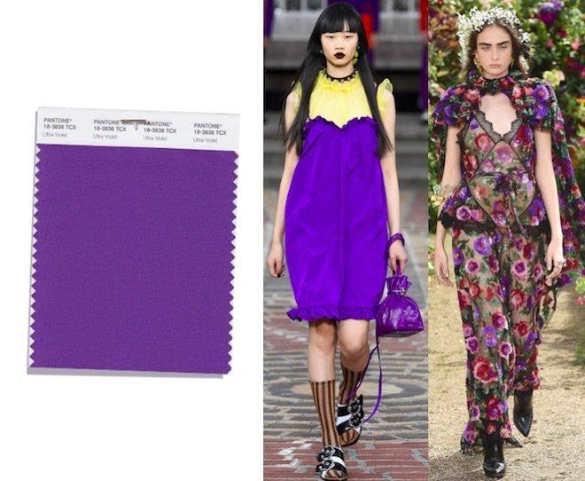 culori la moda 2018