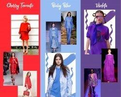 Culori la moda 2018 pentru primavara-vara