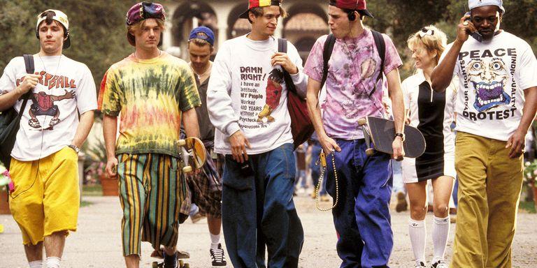 moda anilor '90